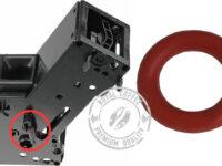 Melitta pagatavošanas bloka konektora blīve 6618339